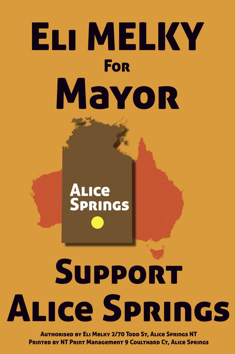 Support Alice Springs