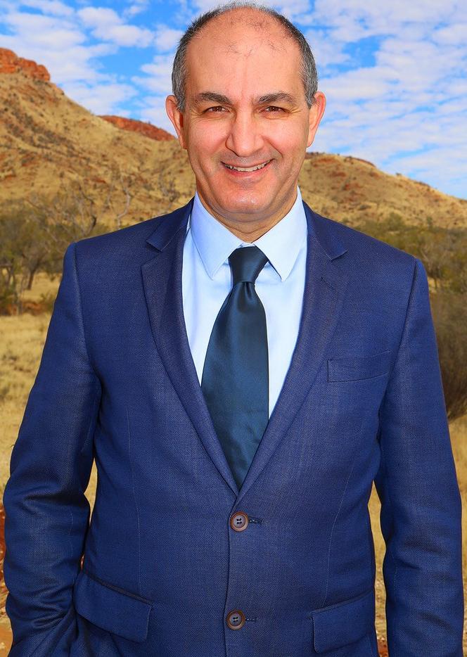 Eli Melky for Mayor of Alice Springs