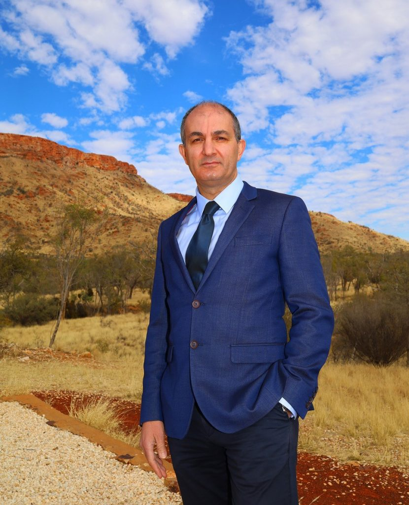 Eli Melky - Alice Springs Town Council Candidate for Mayor